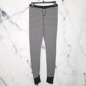 NWOT Make + Model striped pajama bottoms
